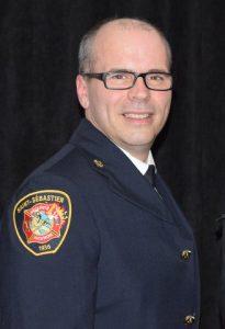M. Alain Hétu, Directeur incendie