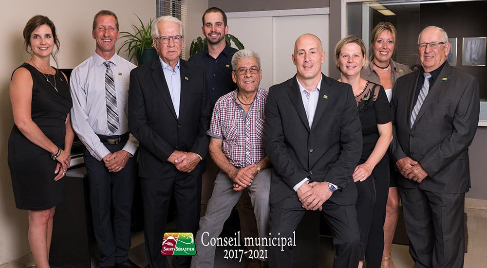 Conseil municipal 2017-2021